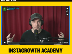 Dain Walker – Instagrowth Academy