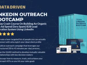 Isaac Anderson – Linkedin Outreach Bootcamp