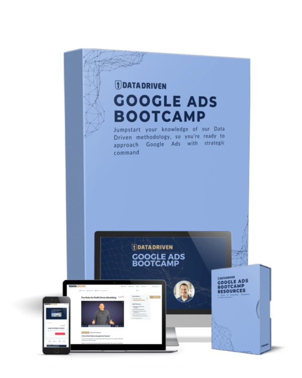Jeff Sauer – Google Ads Bootcamp