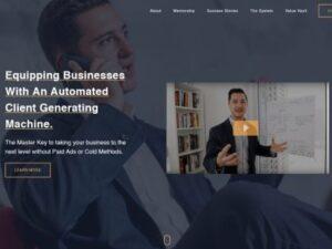 Mitch Gonsalves – LinkedIn Executive Advantage System