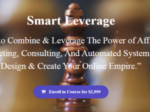 Sean Vosler – Smart Leverage