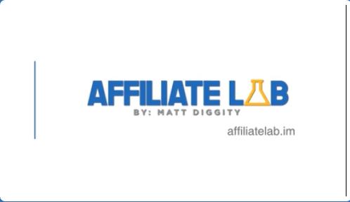 Matt Diggity – The Affiliate Lab Update 1