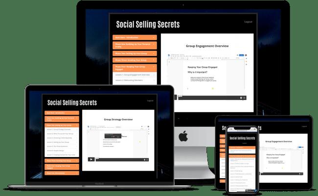 William James - Social Selling Secrets Download