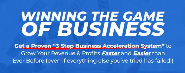 John Assaraf – Winning the Game of Business 2021 Download