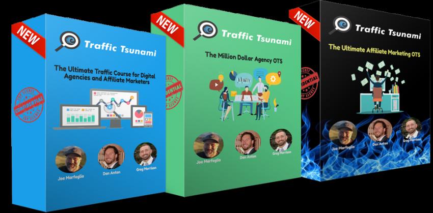 OMG Machines – Definitive Traffic Tsunami – DC2021 Download