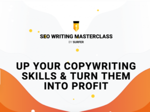 Surfer - SEO Writing Masterclass Download