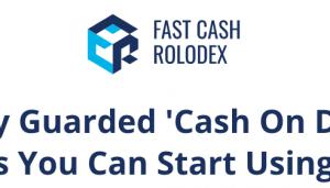 Jacob Caris – Fast Cash Rolodex Download